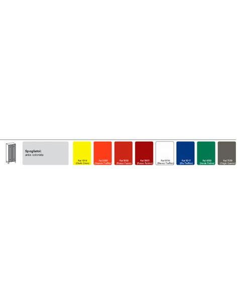 armadi colorati armadietti spogliatoio colorati idee per la casa