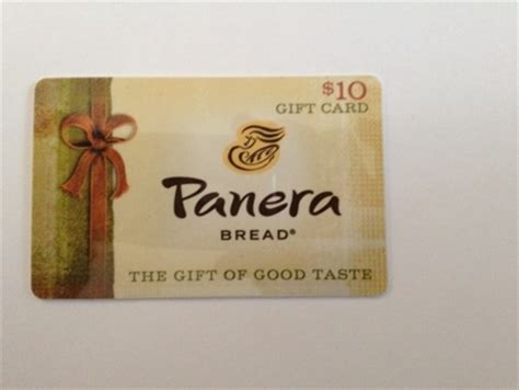 Www Panera Com Gift Card - free panera bread gift card 10 gift cards listia com auctions for free stuff