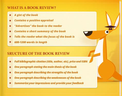 structure of a book report book review the essential guide to writing a winning book