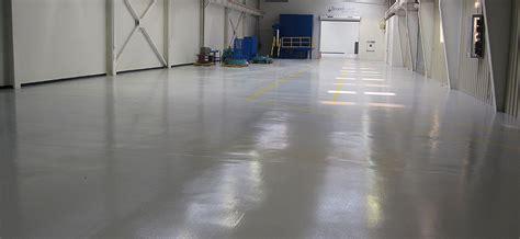 industrial looking floor ls epoxy flooring