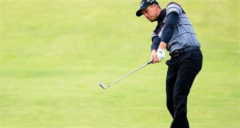 henrik stenson swing tools of the trade henrik stenson s winning clubs at the open