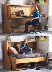 Murphy Bed Converts To Table Extra Bedroom Study And Beds On Pinterest