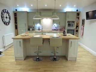 Kent Building Supplies Kitchen Cabinets Kitchens Traditional Kitchen Kent By Rosewood