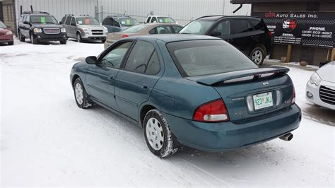 2001 nissan sentra gxe parts autos post