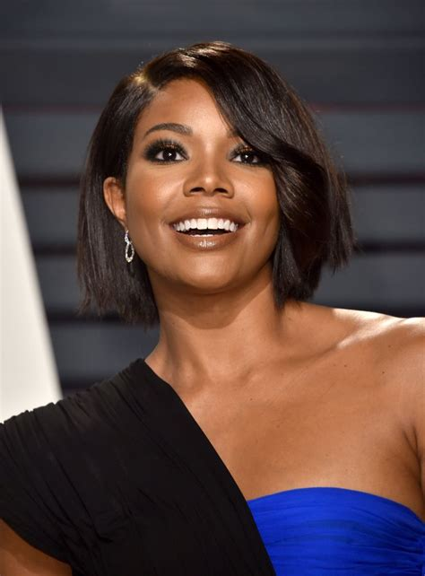 gabrielle union hairstyle hairstyles pinterest best 25 gabrielle union hair ideas on pinterest