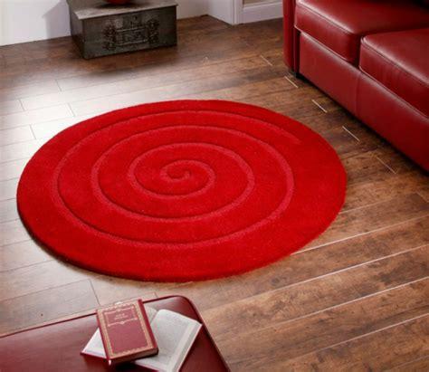 Kleine Runde Teppiche Sehen So S 252 223 Aus