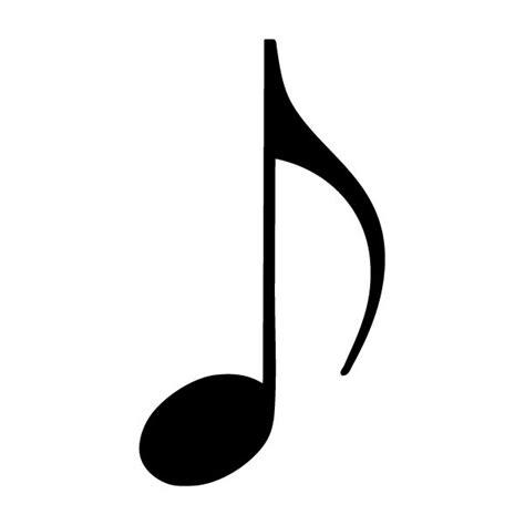 imagenes notas musicales para imprimir moldes de notas musicales para recortar imagui