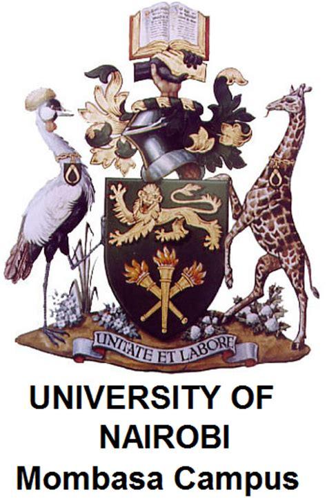 Of Nairobi School Of Business Mba Projects by Exchange Program Between Of Nairobi Mombasa