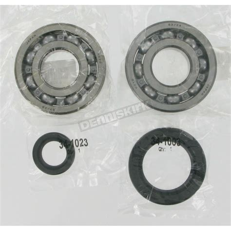 Seal Pully Set Beat Karbu moose crank bearing seal kit a24 1004 dirt bike motocross dennis kirk