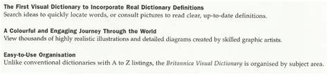 Visual Dictionary Indonesia Inggris Sc britannica visual dictionary pt lentera abadi penerbit 2014