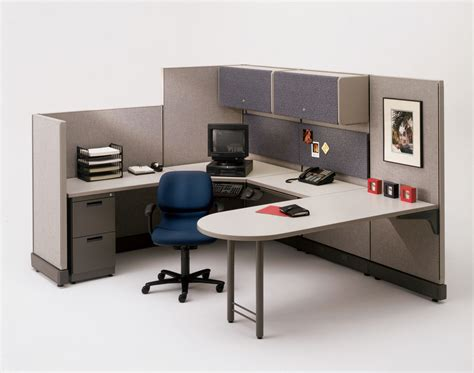 Design Your Own Home Office Space by Compatico Ao2 Cubicle Work Stations