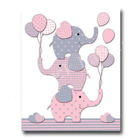 elephant nursery wall decor best elephant nursery wall decor products on wanelo