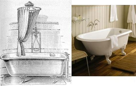 Bathtub Period by Bathroom Design Authentic Period Design For