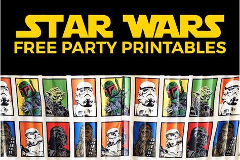 Wars Printable