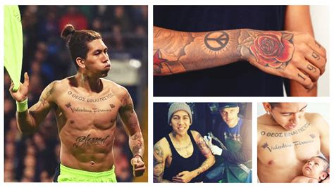 most tattooed football players