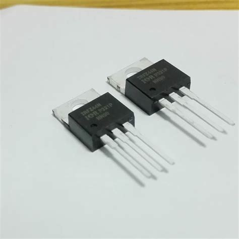 mosfet transistor high voltage g111 08 irfz44 irfz44n mosfet transistor to 220ab irfz44npbf power mosfet vdss 55v rds on 17