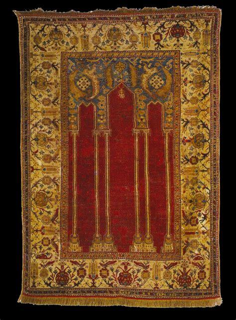 christian prayer rug ottoman prayer rug christian museum esztergom hungary