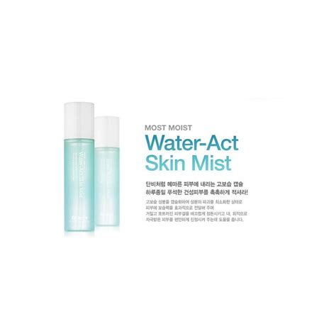Pelembab Wardah Moist dr jart most moist water act skin mist 150ml