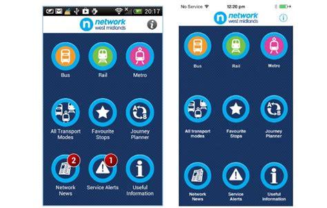 door to door journey planner birmingham which and transport app is right for you in
