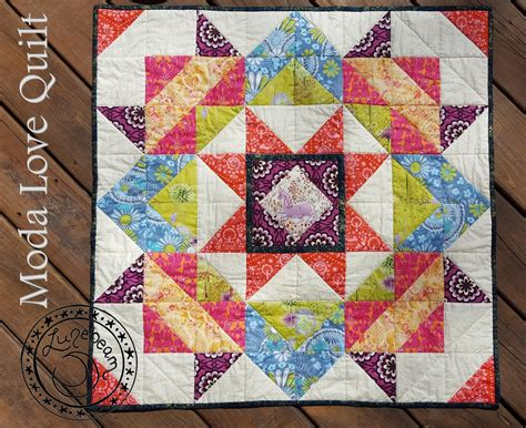 Moda Quilts by Lunebeam Moda Quilt 2
