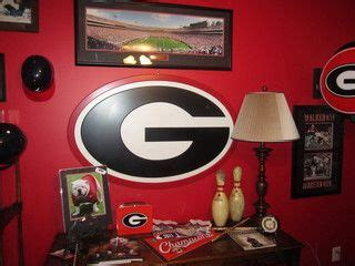 georgia bulldog bedroom ideas 25 unique georgia bulldog room ideas on pinterest uga