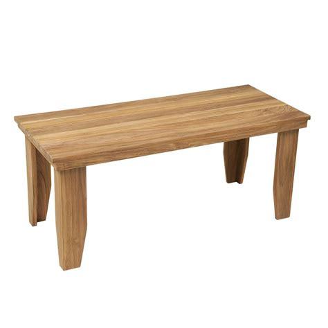 teak backless bench 42 quot teak backless bench teakworks4u