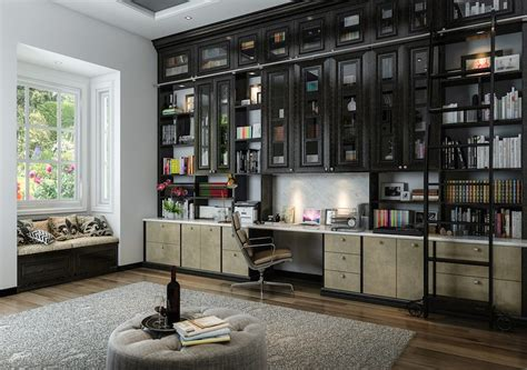 home office design los angeles thick glass home office contemporary with closet factory