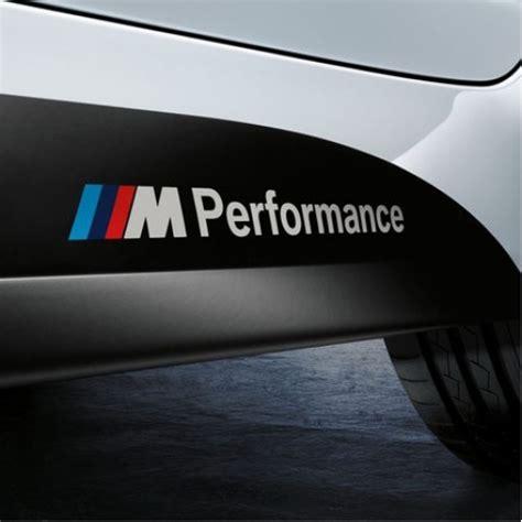 Bmw Luxury Aufkleber by Bmw M Performance Car Stickers Decals X1 X3 X5 X6