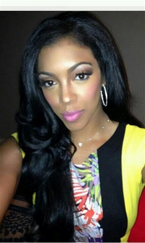 porsha williams hair collection review porsha hair product bss101 porsha human hair blend wig