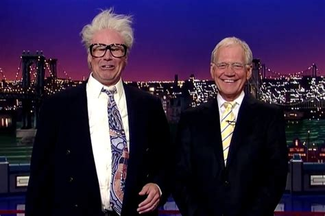 Drive By Monday At Letterman Halle Berry Barack Obama Zach Johnson by Will Ferrell Brings Back Harry Caray Impression On