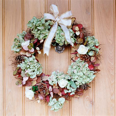 country style wreaths rustic wreaths ideal home