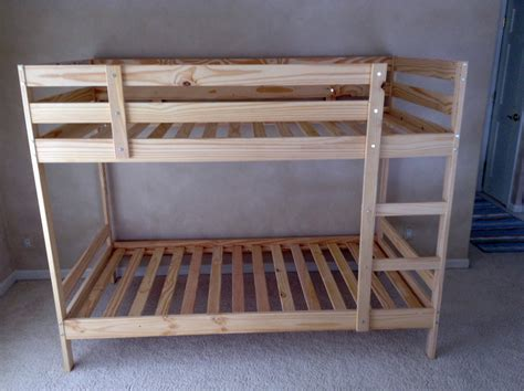 Ikea Mydal Bunk Bed Cocoon Mydal Bunk Bed With Reading Nook Ikea Hackers Ikea Hackers