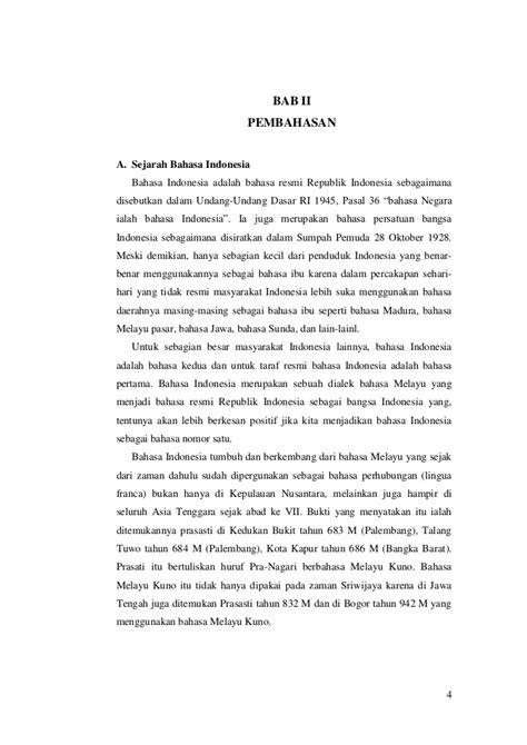 biografi kapitan pattimura menggunakan bahasa sunda sejarah dan kedudukan bahasa indonesia