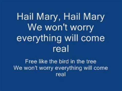 hail holy testo 2pac hail lyrics