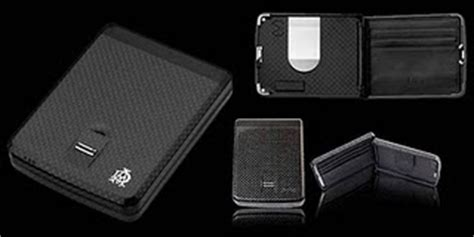 Dompet Passport Rfid Blocking Black anti pickpocket wallet images frompo 1