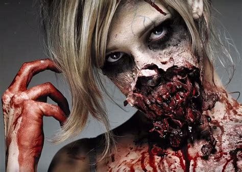 these 12 sickeningly gory halloween costumes are way too