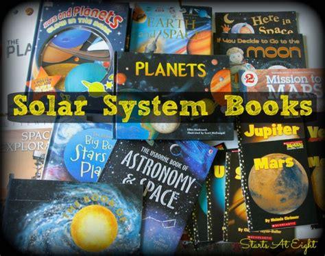 where is our solar system books solar system unit study startsateight