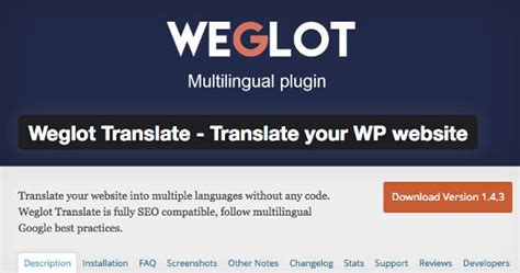 Membuat Website Bilingual | cara membuat website wordpress multi bahasa centerklik