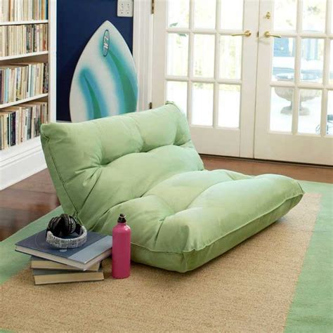 floor lounger sofa 8 double duty dorm room essentials for school year