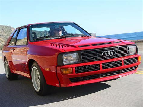 Audi Quattro 86 by Audi Sport Quattro 1984 86
