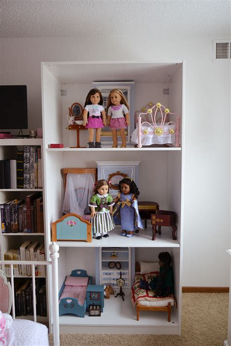 how much is an american girl doll house ikea pax dollhouse for american girl dolls part one of my flickr
