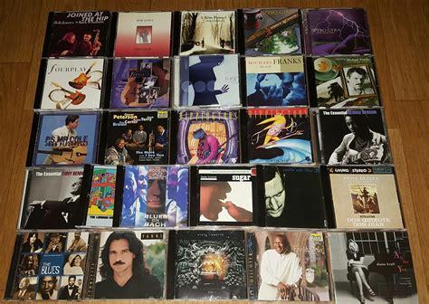 Harga Gir Rca cd impor original jazz blues country second for audio