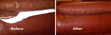 fix tear in leather sofa leather repair review leather dyes reviews leather recolor