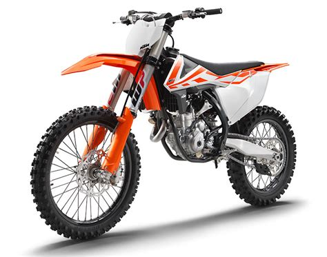 Ktm 450 Sfx 2017 Ktm 450 Sx F Review And Specification