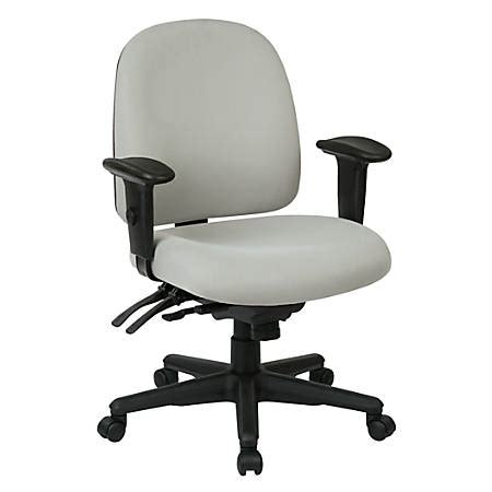 workpro chairs workpro 2000 series multifunction fabric mid back chair