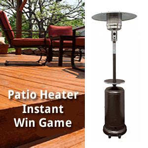 Shop Your Way Instant Win Codes - shop your way patio heater instant win game shopyourway com
