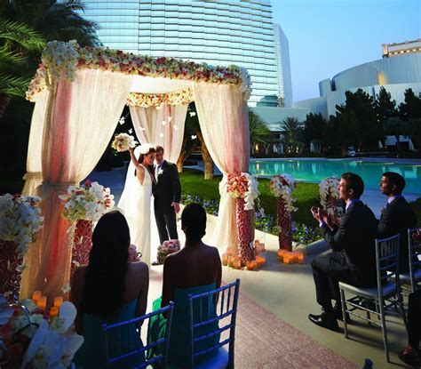 Weddings at The Aria  Guides for Brides  Wedding Ideas