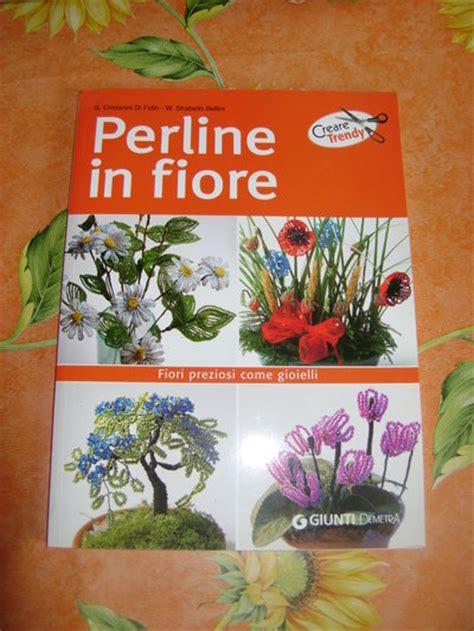 fiori di perline istruzioni libro di perline in italiano perline in fiore libri