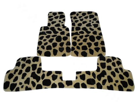 Leopard Car Floor Mats by Buy Wholesale Funky Leopard Print Velvet Tailored Custom