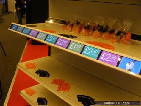 Digital Shelf by Dailydooh 187 Archive 187 Shelf Edge Digital Signage